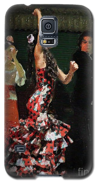 Flamenco Series No 13 Galaxy S5 Case