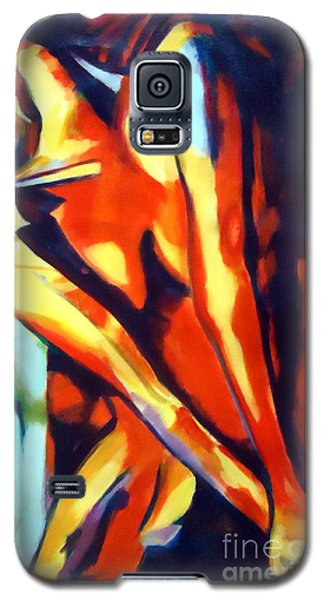 Flames Of Needs Galaxy S5 Case
