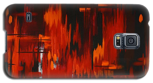 Flames Of Passion Galaxy S5 Case