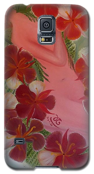 Flaming Age  Galaxy S5 Case