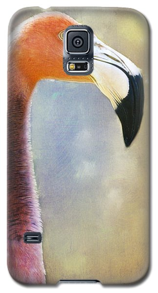 Flamingo Galaxy S5 Case by Barbara Orenya