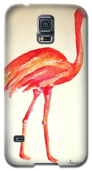 Flamingo Strut Galaxy S5 Case
