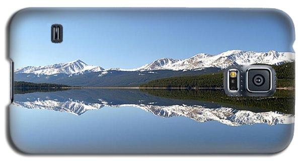 Flat Water Galaxy S5 Case