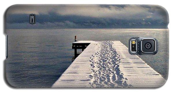 Flathead Lake Galaxy S5 Case