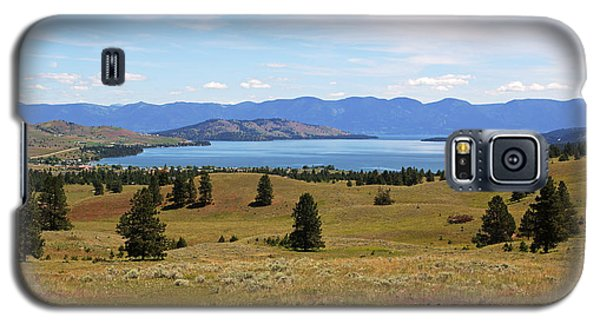 Flathead Lake View Galaxy S5 Case