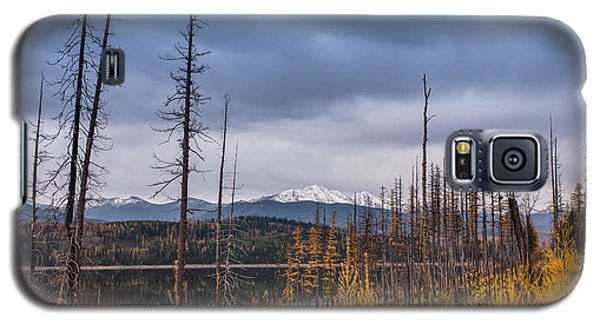 Flathead National Forest Galaxy S5 Case