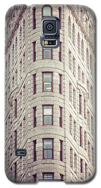 Flatiron Building Galaxy S5 Case by Takeshi Okada