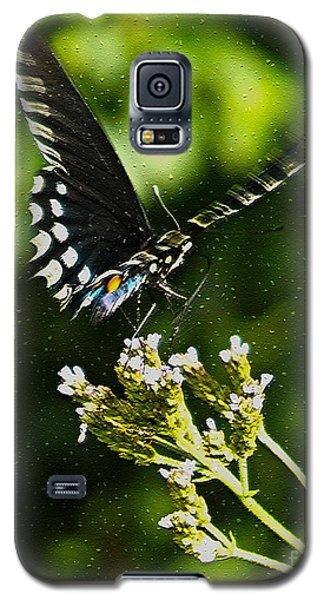 Flattering Flutter Galaxy S5 Case