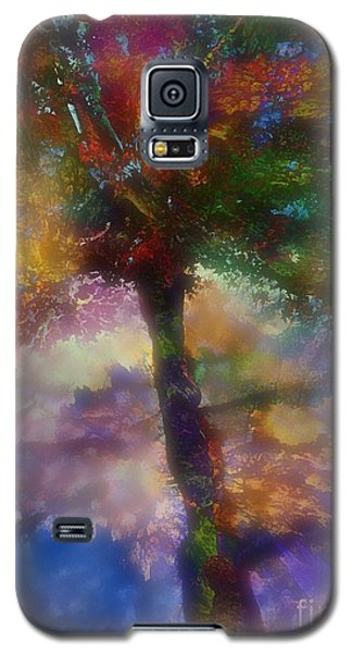 Flavours Of Autumn Galaxy S5 Case by Klara Acel