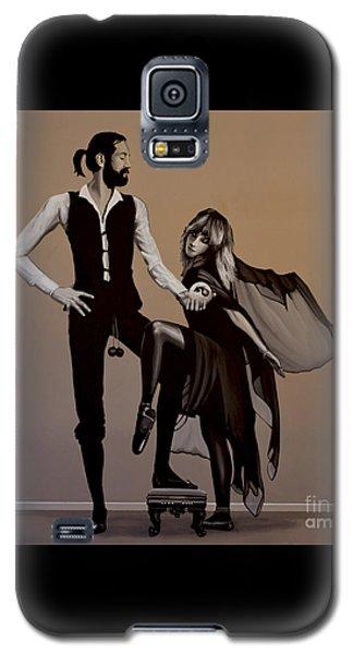 Fleetwood Mac Rumours Galaxy S5 Case by Paul Meijering