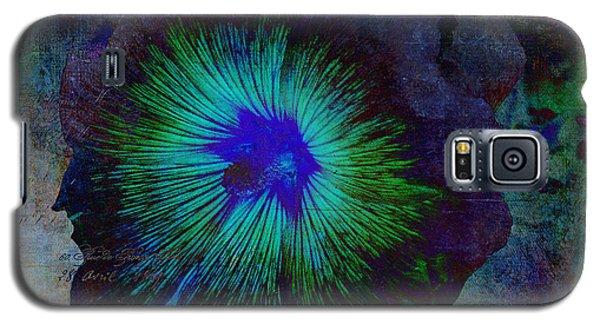 Fleur De Bleu De Cru Galaxy S5 Case