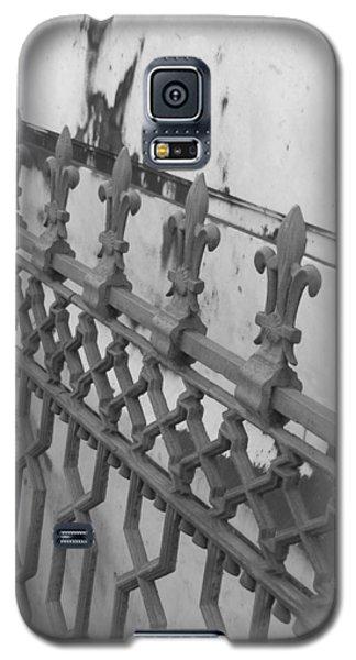 Galaxy S5 Case featuring the photograph Fleur De Lis by Beth Vincent