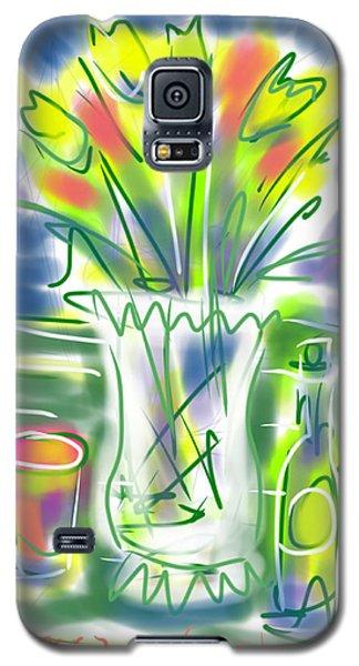 Fleur Noel Galaxy S5 Case