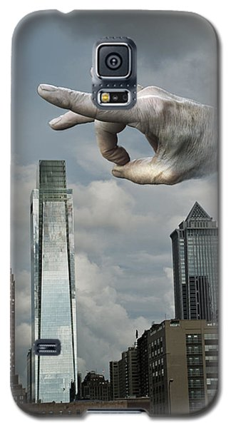 Flicking Philly Galaxy S5 Case