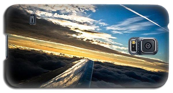 Galaxy S5 Case featuring the photograph Flight 777 by Joel Loftus