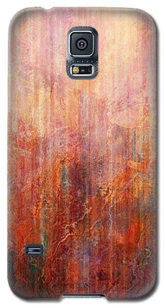 Flight Home - Abstract Art Galaxy S5 Case