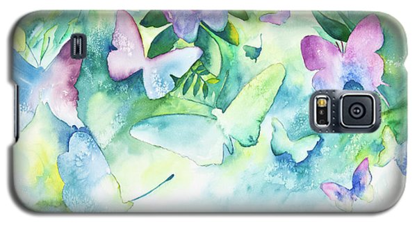 Flight Of The Butterflies Galaxy S5 Case