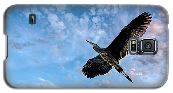 Flight Of The Heron Galaxy S5 Case by Bob Orsillo