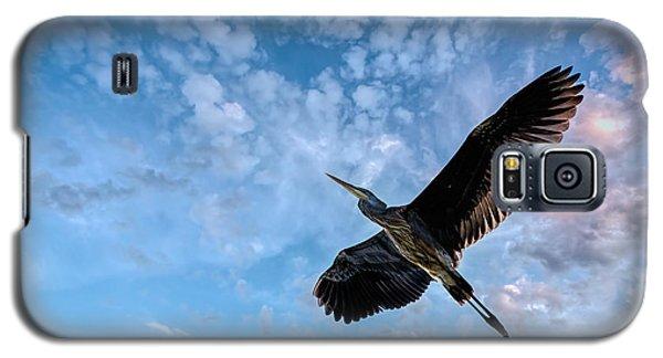 Flight Of The Heron Galaxy S5 Case