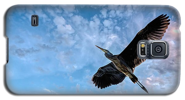 Flight Of The Heron Galaxy S5 Case