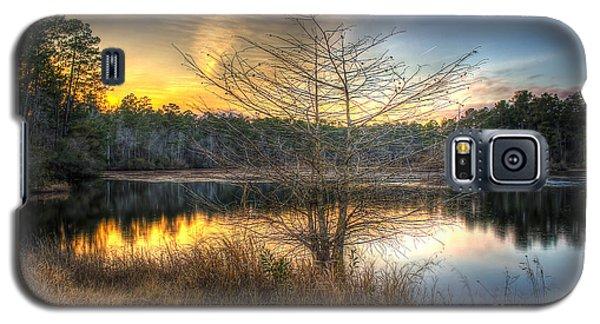 Flint Creek Sundown Galaxy S5 Case by Maddalena McDonald