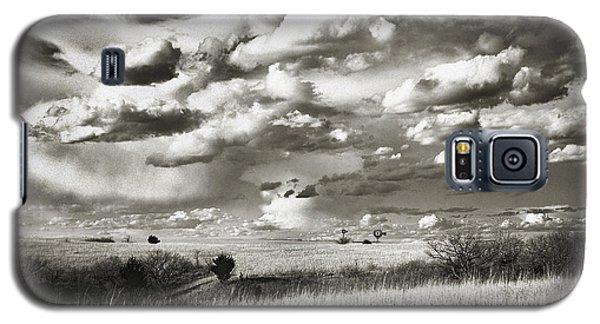 Flint Hills Prairie Galaxy S5 Case