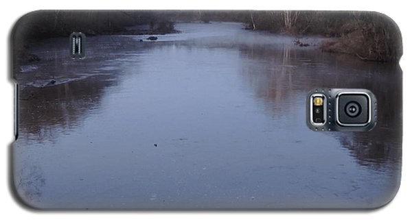 Galaxy S5 Case featuring the photograph Flint River 1 by Kim Pate