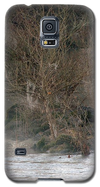 Galaxy S5 Case featuring the photograph Flint River 19 by Kim Pate