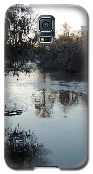 Galaxy S5 Case featuring the photograph Flint River 20 by Kim Pate