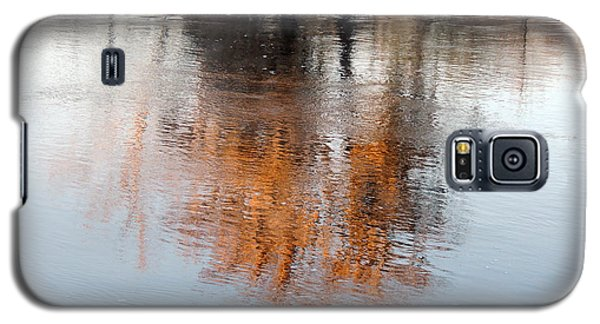Galaxy S5 Case featuring the photograph Flint River 22 by Kim Pate
