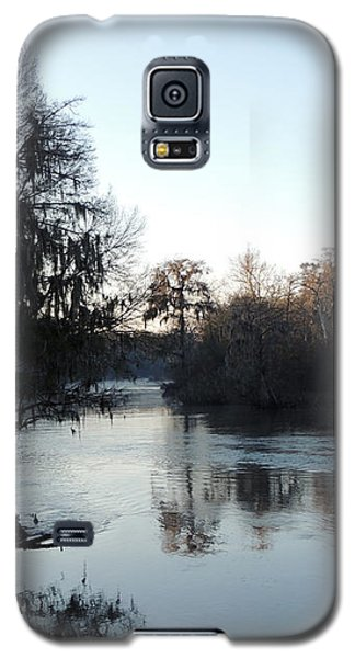 Galaxy S5 Case featuring the photograph Flint River 23 by Kim Pate