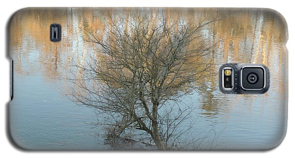 Galaxy S5 Case featuring the photograph Flint River 24 by Kim Pate