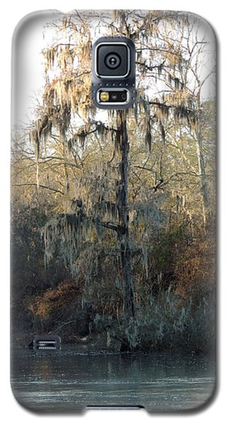 Galaxy S5 Case featuring the photograph Flint River 30 by Kim Pate