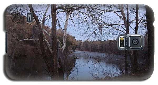 Galaxy S5 Case featuring the photograph Flint River 4 by Kim Pate