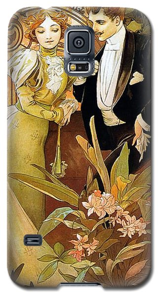 Flirt Galaxy S5 Case