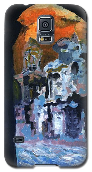 Floating Church Galaxy S5 Case