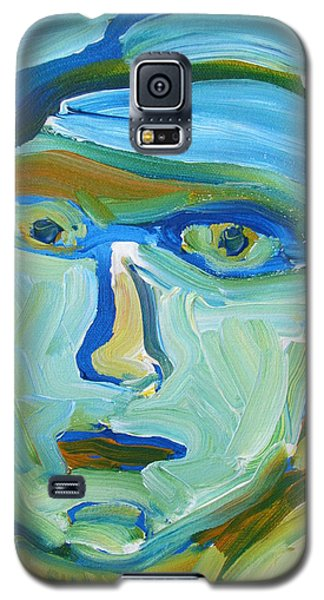 Floating Head Galaxy S5 Case by Shea Holliman
