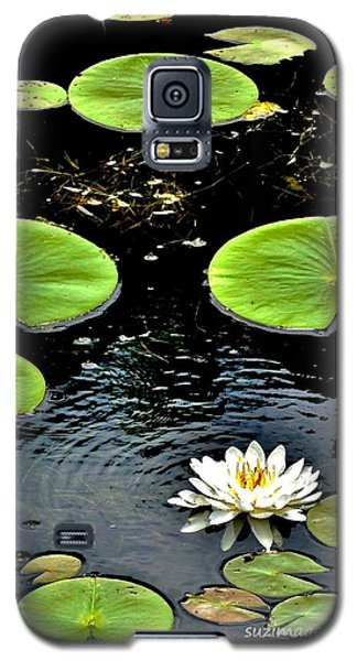 Floating Lily Galaxy S5 Case