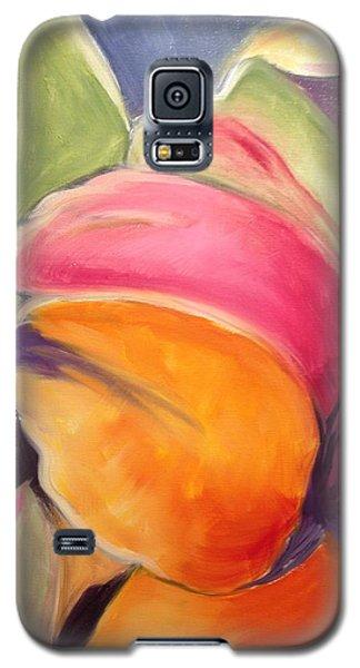 Floating Petals Galaxy S5 Case