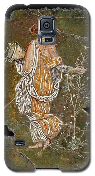 Flora Galaxy S5 Case