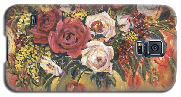Floral Arrangement Galaxy S5 Case