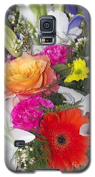 Floral Bouquet Galaxy S5 Case
