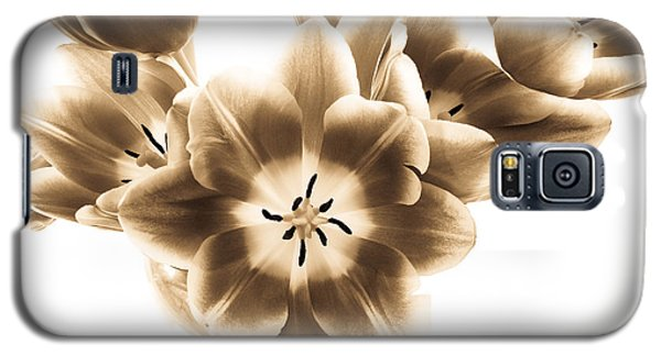 Galaxy S5 Case featuring the photograph Floral Delight by Anita Oakley