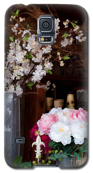 Floral Display Galaxy S5 Case