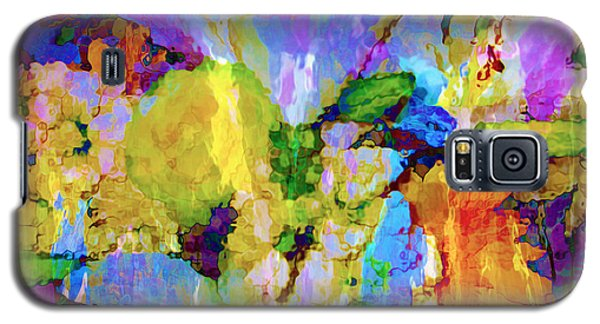 Floral Dreamscape Galaxy S5 Case by Ann Johndro-Collins