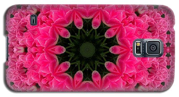 Floral Fantasy - 24 Galaxy S5 Case by Hanza Turgul