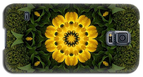 Floral Fantasy - 34 Galaxy S5 Case by Hanza Turgul