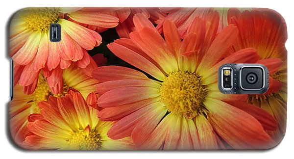 Floral Frenzy 2 Galaxy S5 Case