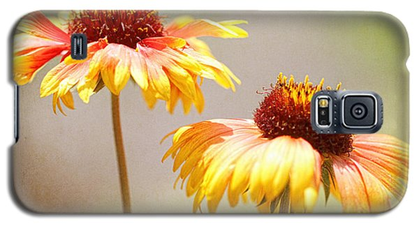 Floral Sunshine Galaxy S5 Case