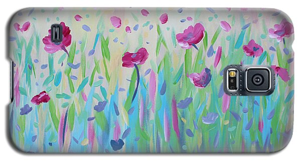 Floral Whispers Galaxy S5 Case